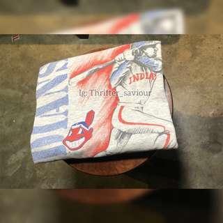 Vintage MLB Cleveland Indian 1989