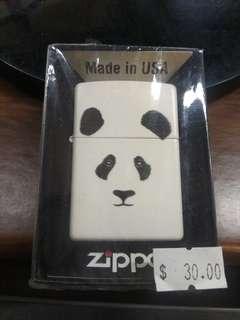 🚚 Zippo Lighter Panda