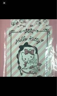 🎀Hello kitty 🎀💁🏼single bed full set🎀單人3件床單🎀
