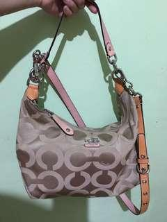 Coach - Shoulder Bag - Cream - size M