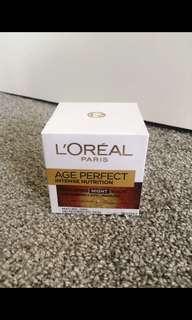 L'Oréal Paris Age Perfect Intense Nutrition Repairing Night Balm 50ml