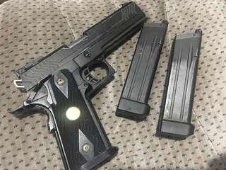 WE 45 ACP airsoft