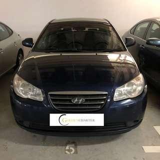 Hyundai Avante For PHV/Personal Usage