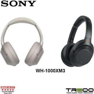 9b42fe2e281 Sony WH-1000XM3 Wireless Bluetooth On-Ear Headphone with Mic