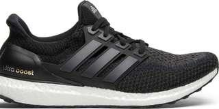 Adidas Ultra Boost 2.0 BB3909 - Core Black UK9 US9.5