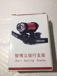 單車用電筒/圓筒音響支架