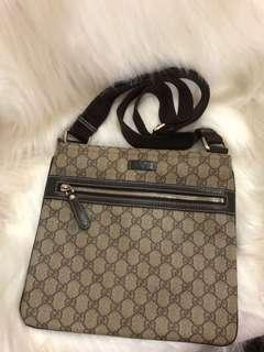 Gucci authentic sling Bag unisex