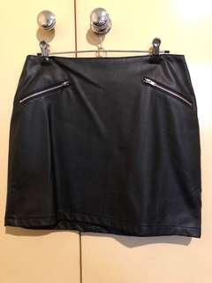 Alice In the Eve Leather Look Skirt