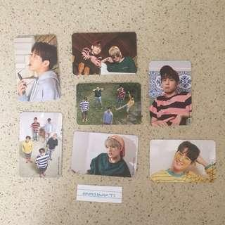 WTS Day6 Photocards