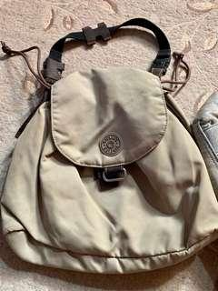 Authentic KIPLING Bag with free Adidas