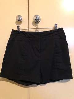 Bardot Black Tailored Shorts