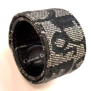 Dior 牛仔布手帶