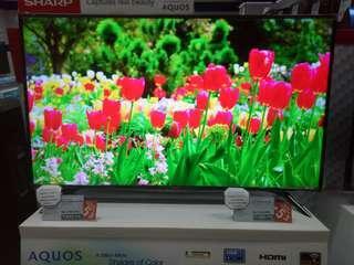 Khusus Led Tv Sharp nya bisa kredit Proses cepat dan mudah