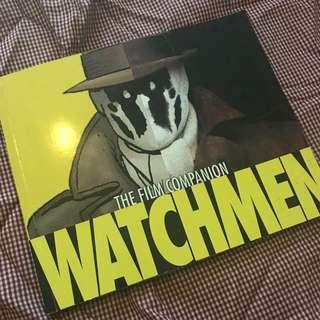Watchmen Movie Book