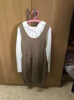 BN 2 Pcs Dress