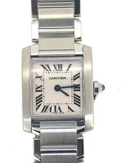 Cartier Lady Tank Franci