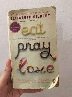 📖 EAT, PRAY, LOVE 📖