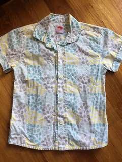 Elly shirt for boys 3-4 yrs