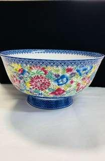 4 China Bowl very fine art pc