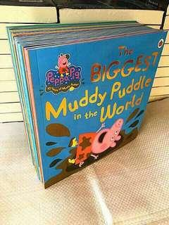 Peppa Pig Children 10 books