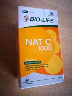 Bio-Life NAT C 1000 Vitamin C