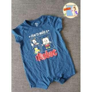 Disney Baby Romper for Boys - Authentic 0-23mths