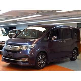 2015 Honda Stepwgn Spada Cool Spirit