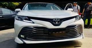 All New Camry 2019