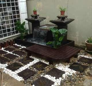 Landscape Service/Tebang & Potong Pokok/Garden Maintenance