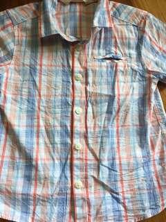 H&M shirt boys 3-4 yrs