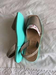 Ría sandals beige