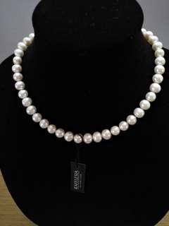 bdf4eed90f8 BNWT Rafflesia pearl necklace