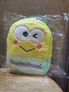 Kenoppi青蛙小背包