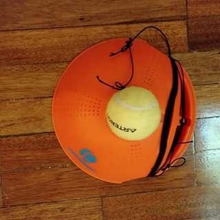Decathlon tennis practice ball