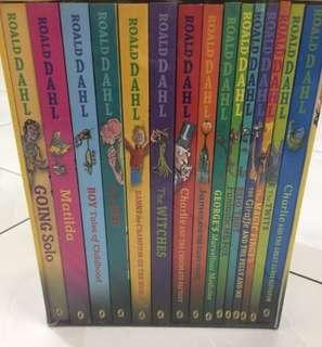 Roald Dahl 15 books box set | Cheras