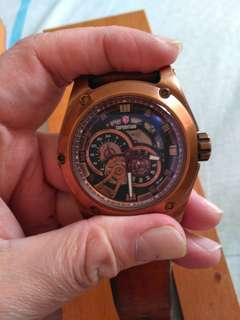 Expedition 6679 Rosegold Automatic Limited Edition Full set mulus