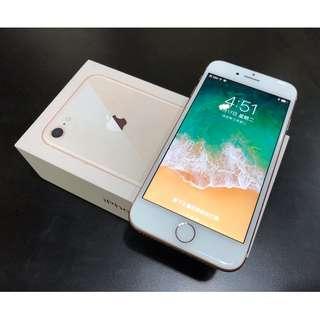 【售】iPhone 8 64G 金色