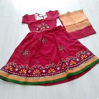 Indian traditional costume