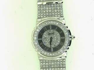Piaget Factory Diamond 18 kt White Gold