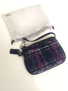 Coach Small Wallet / Card Wallet Authentic