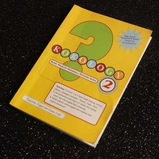 Murah - Buku bekas / Buku Psikologi - KOKOLOGY 2