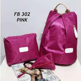 ✨Fashion Backpack ✨3 in 1