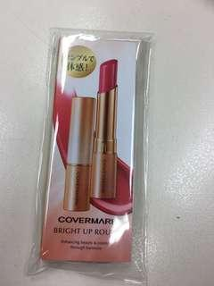 Covermark lip sample