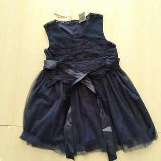 Imported baby girl dress