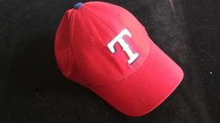 Flexfit mlb cap texas rangers baseball