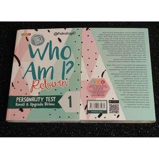 Murah - Buku bekas / Buku Psikologi - Who am i Reborn 1