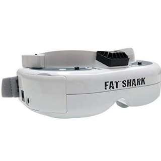 Fat Shark FSV1076 Dominator HD3 HD3s Modular 3D FPV Goggles Headset FAT SHARK  ------ 1122