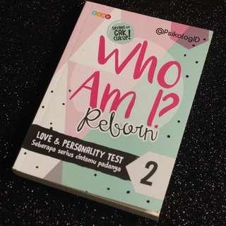 Murah - Buku bekas / Buku Psikologi - Who am i Reborn 2