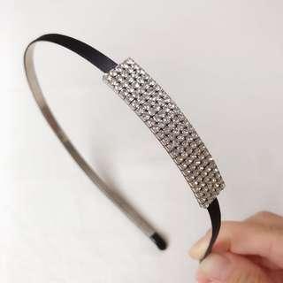 *NEW* quality crystals headband