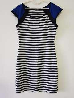 Stripes Dress (L)